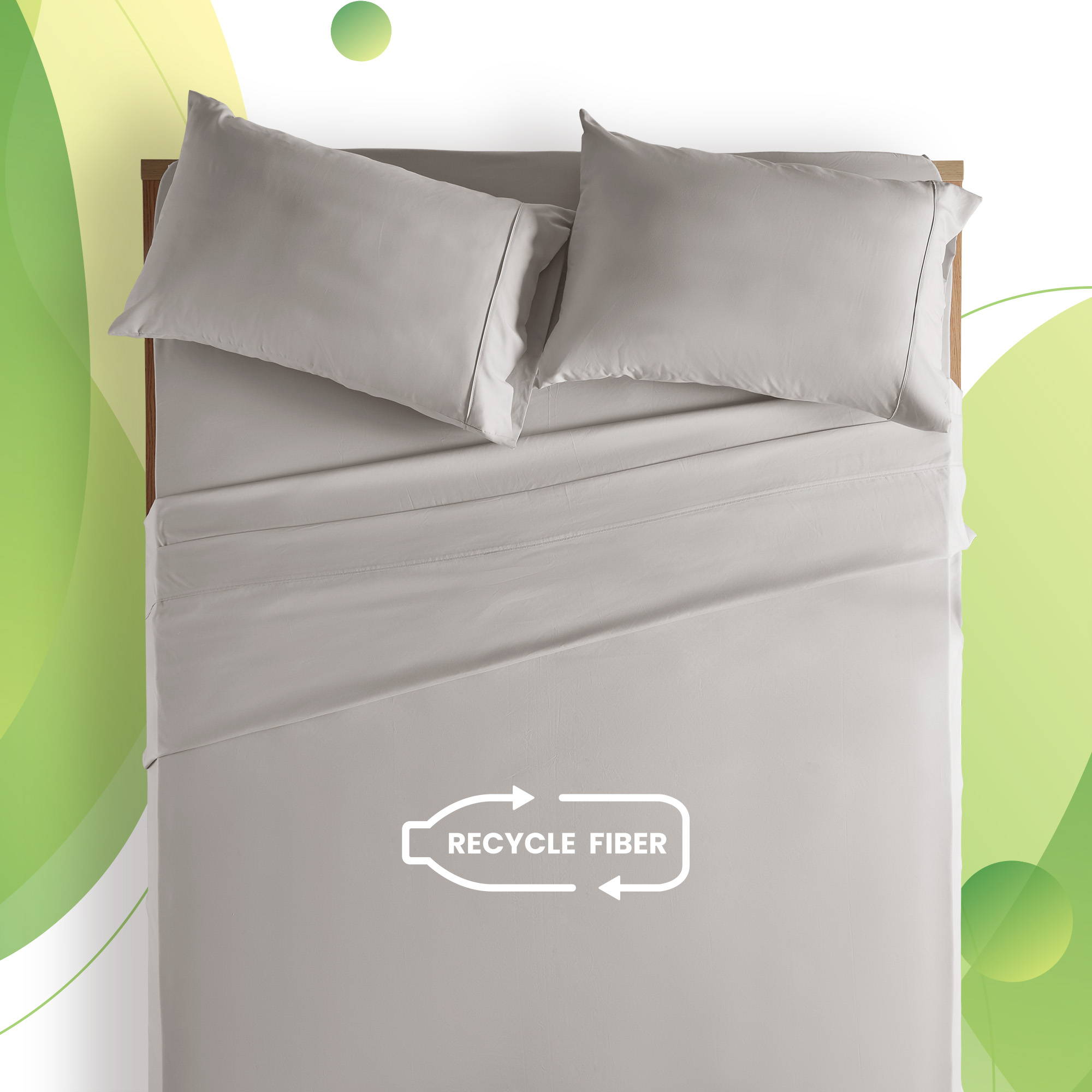 sleep zone bedding   website store products pages green sleep woman beauty laugh after waking up