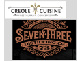 Seven Three Distilling Company Gift Pack and Gift Card from Creole Cuisine