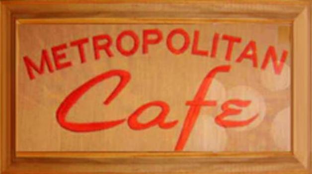 Logo - Metropolitan Cafe