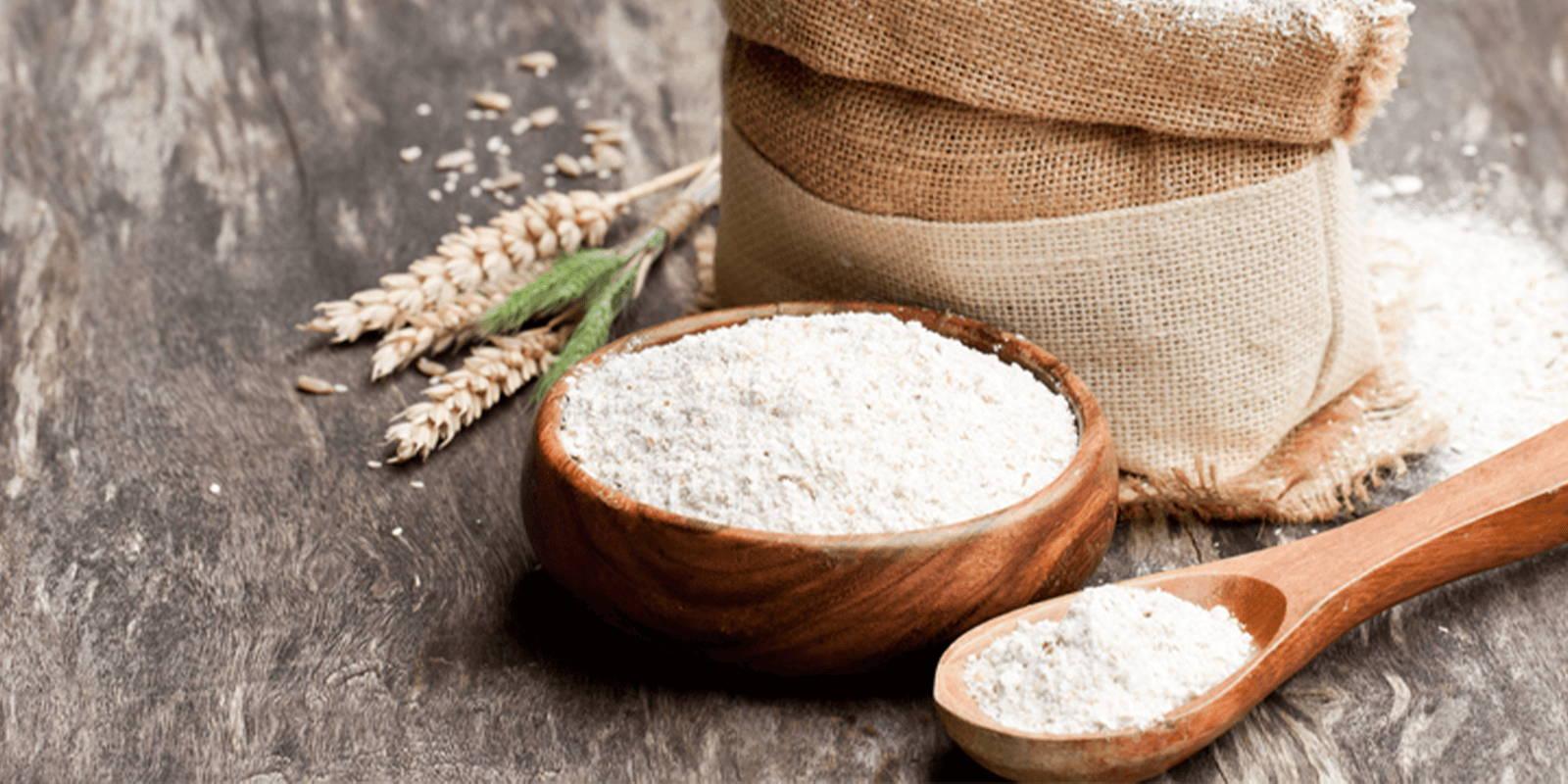 Bag of flour.