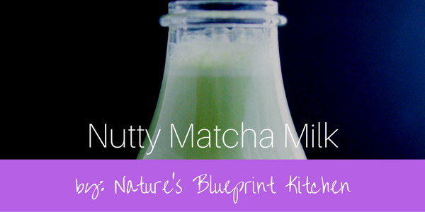 Matcha recipe matcha almond milk natures blueprint malvernweather Images