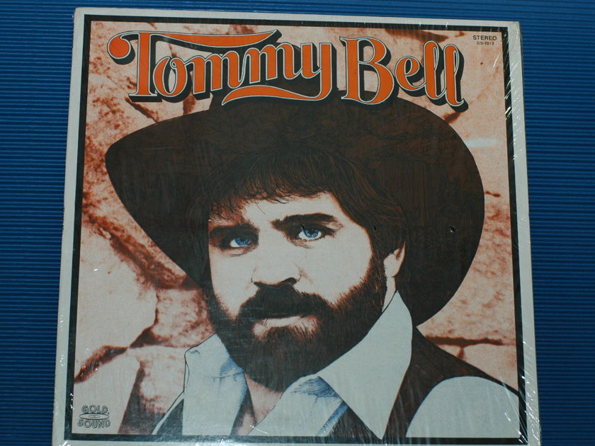 "TOMMY BELL   - ""Tommy Bell"" - Gold Sound 1982 SEALED"