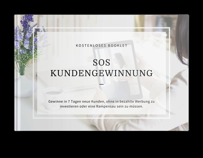 SOS Kundengewinnung