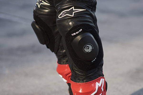 Raptor Knee Sliders by Flying Solo Gear Co.