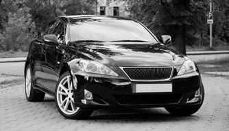 Lexus monochrome