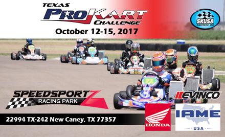 Texas ProKart Challenge Round 5 & 6