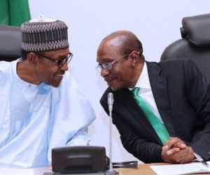 CBN Governor Reappointed