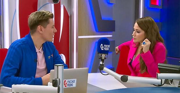 Ведущие «Русского Радио» рассказали о секретах радиовещания в рамках фестиваля «Большая перемена» - Новости радио OnAir.ru
