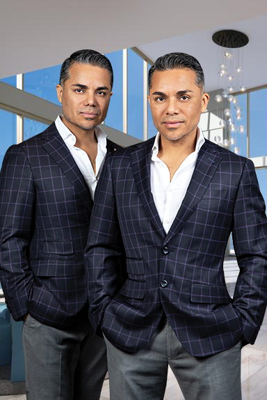 cover image for, The Peralta Brothers