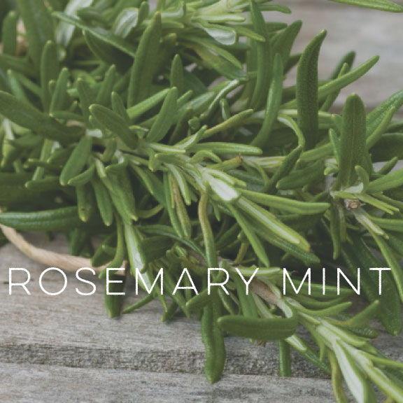 Rosemary Mint Lard Soap