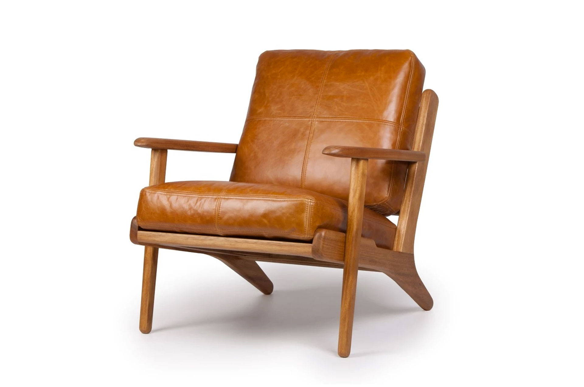 Image of: Modern Lounge Chairs Armchairs The Modern Furniture Store