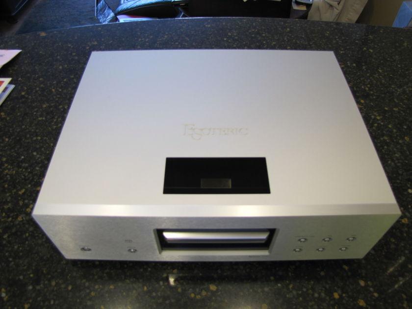Esoteric X-05 CD/SACD Player