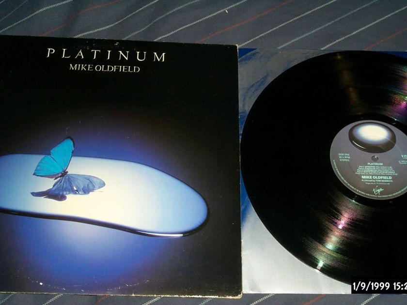 Mike Oldfield - Platinum UK lp nm