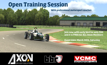 Axon Open Training Session - March 2019