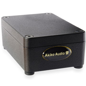 -- Akiko Audio - Phono Booster -- In Stock Now!