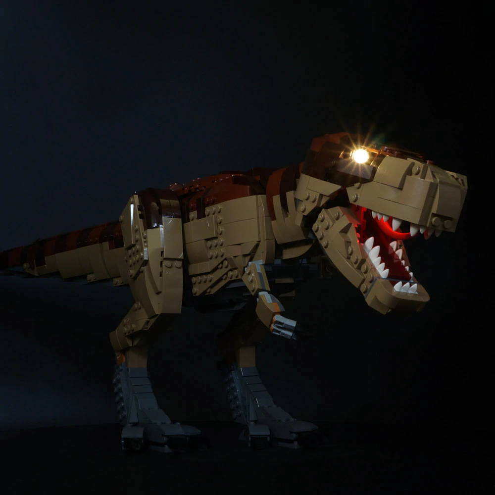 LEGO Jurassic Park 75936 light kit