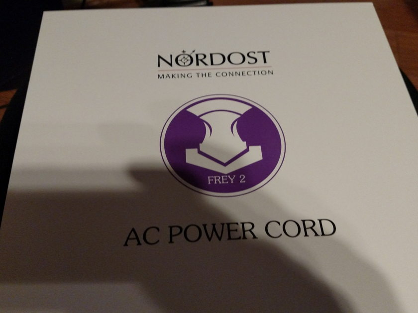 Nordost Frey 2 Power Cable
