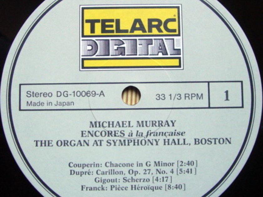 ★Audiophile★ Telarc / MICHAEL MURRAY, - Encores a la francaise,  MINT!