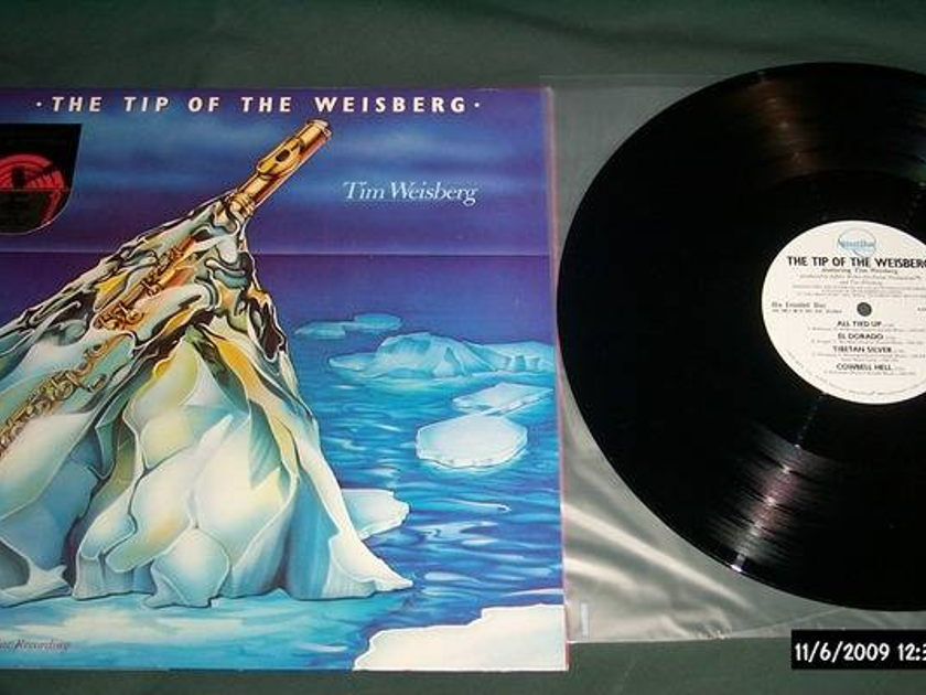 Tim Weisberg - DBX Encoded the tip of the weisberg lp nm