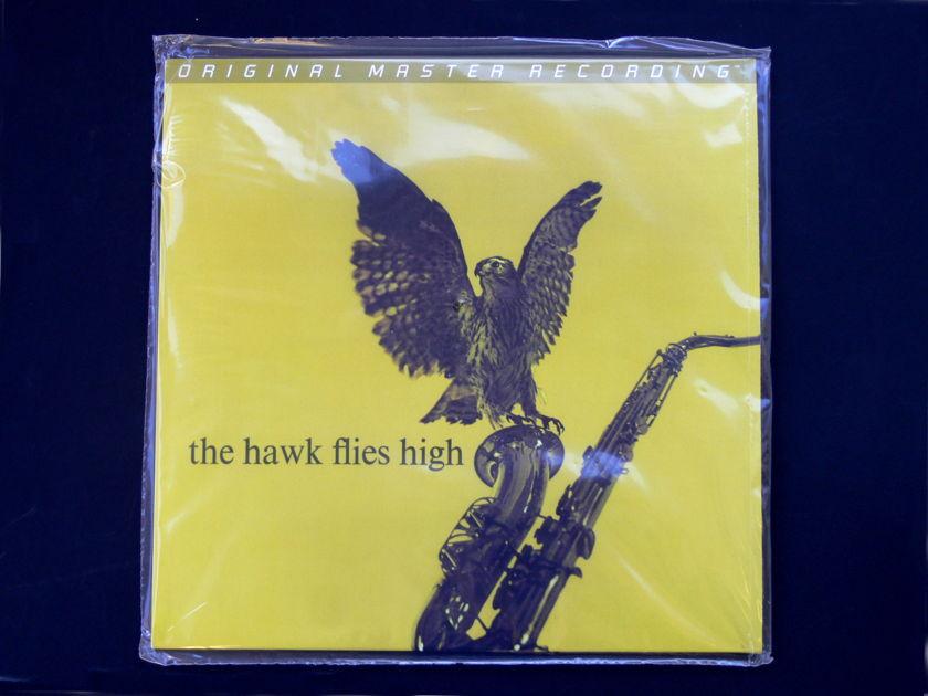MFSL LP  Coleman Hawkins - The Hawk Flies High ** Sealed **  Only 2000 Made