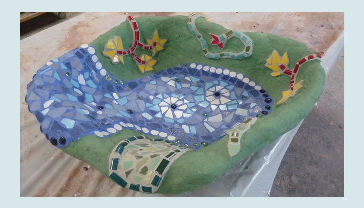 atelier farnsworth mosaik