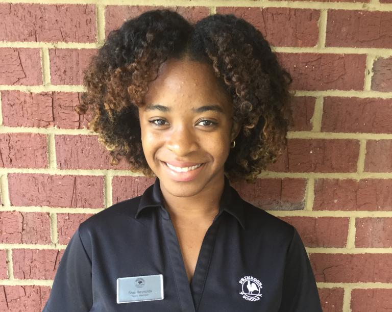 Shai Reynolds , Team Member