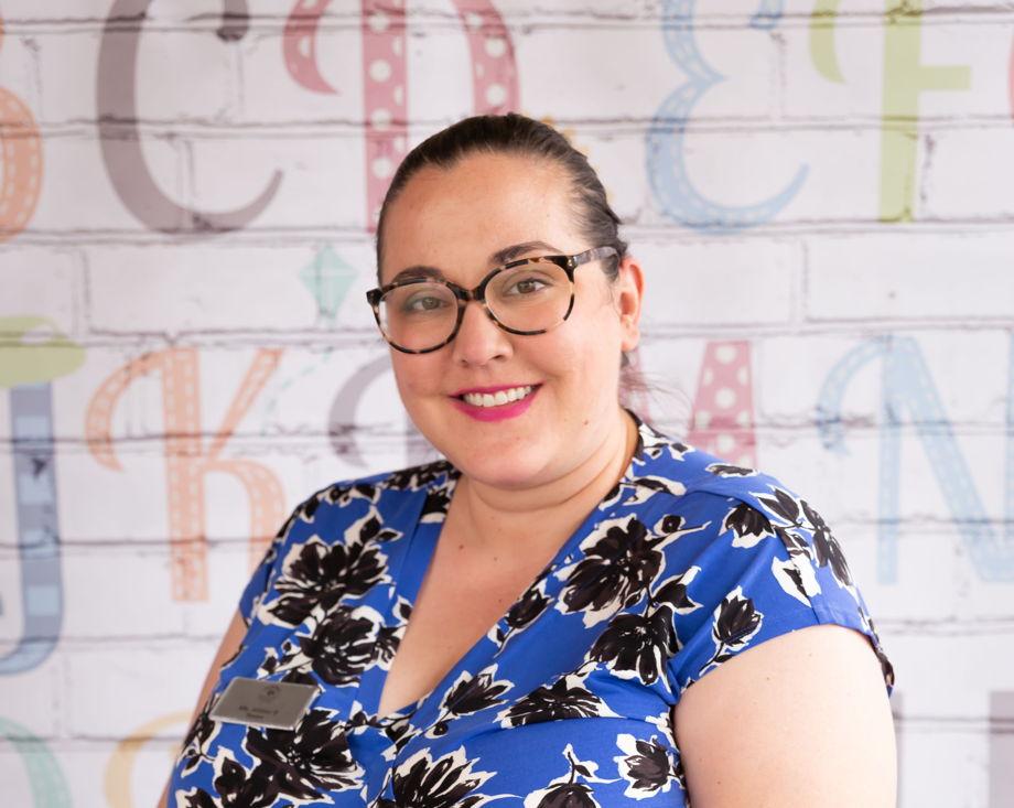 Ms. Amber B. , Support Teacher