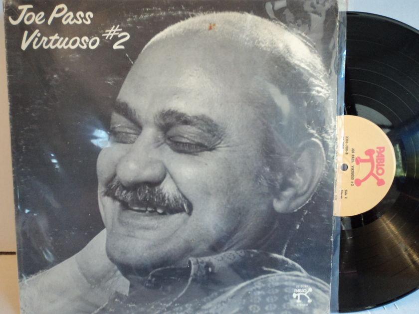 Joe Pass  - Virtuoso #2 1977 Pablo 2310-768 Stereo