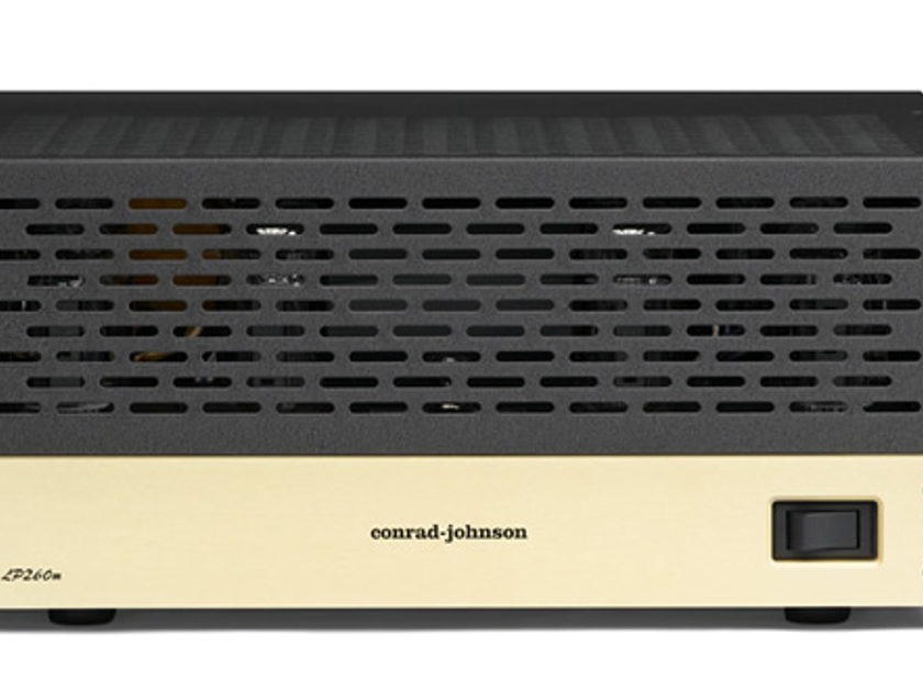 Conrad Johnson LP260M SE MONO BLOCKS PAIR