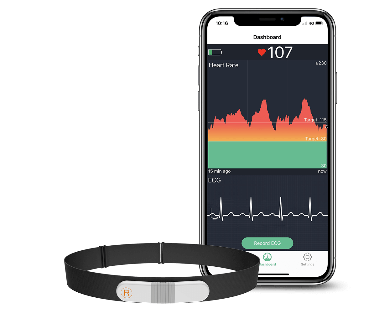 Wellue VisualBeat Heart Rate Monitor