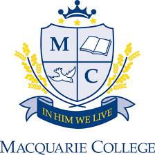 Macquarie College Logo