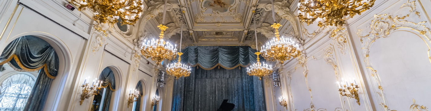 """Show-concert of classical music """"Russian Musical Seasons"""""""