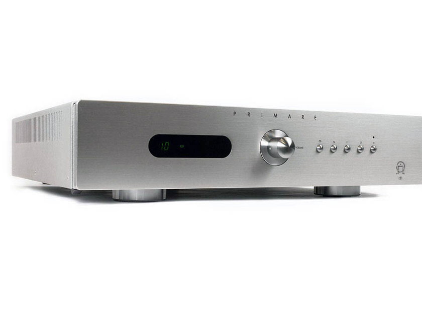 Primare I21 Integrated SS Amp + Extras
