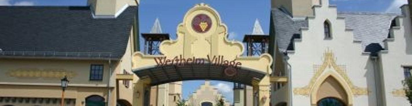 Wertheim Village — Outlet Shopping