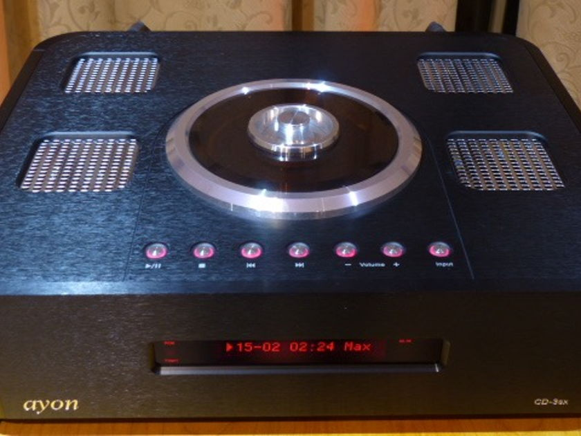 Ayon Audio CD-3SX CD player Mint customer trade-in