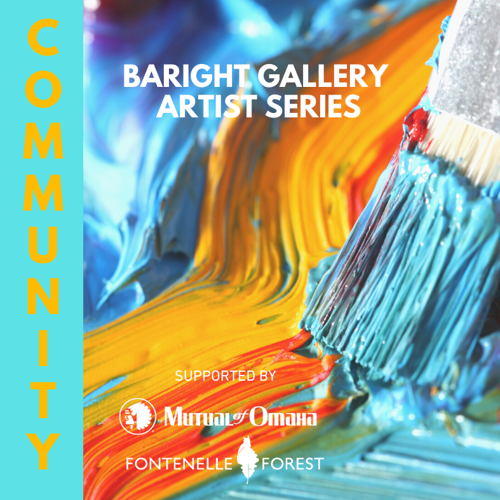 Picture of Community is a non-juried, salon-style exhibit that celebrates the creativity of our members, neighbors, staff, volunteers and friends.