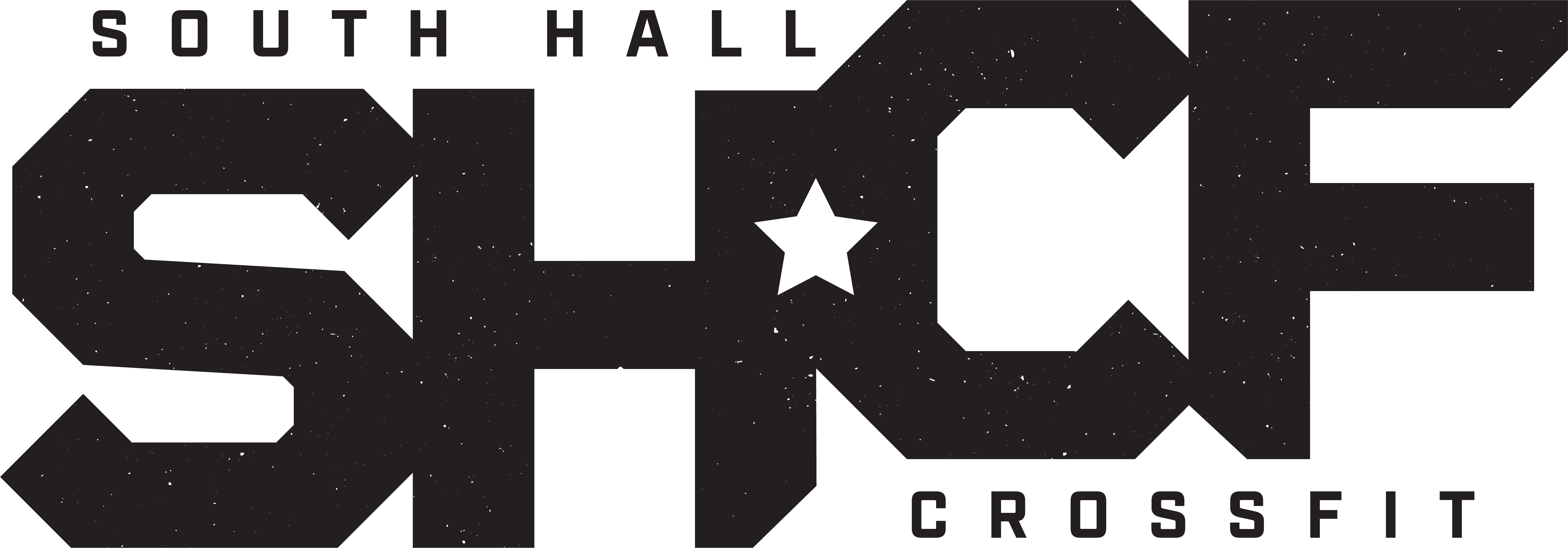 South Hall CrossFit logo