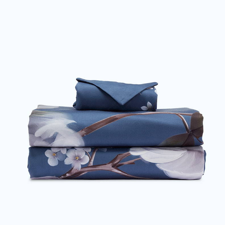 sleep zone bedding website store products collections cottonnest printed cotton duvet cover  classical peony