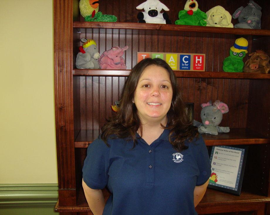 Kristen Barnes , Early Preschool  Teacher
