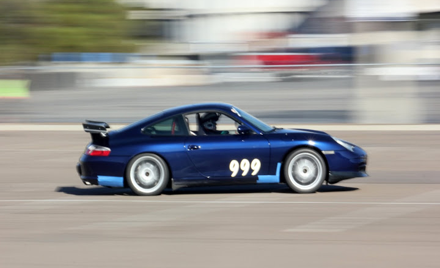 PCA-SDR Autocross - Qualcomm Stadium WEST Lot