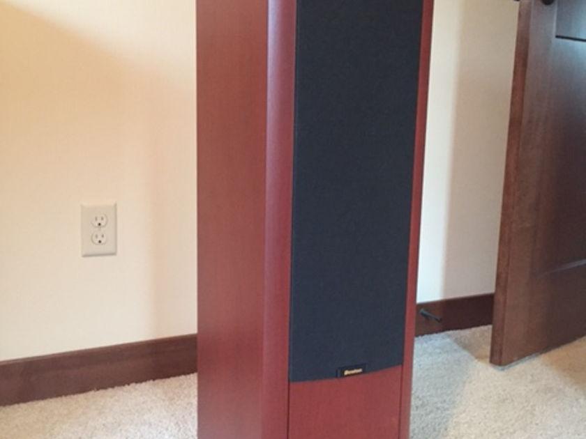 Boston Acoustics VR-M90 Cherry Floorstanding Speakers - Pair
