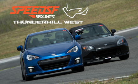 Speed SF  - 3/16-3/17 Thunderhill West 2 miles
