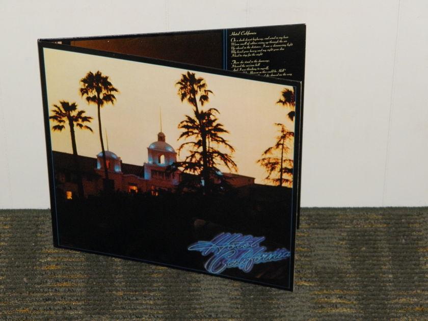 The Eagles - Hotel California ASYLUM 7E -1084 NM LP SUMMER SALE 25% off + Free Ship