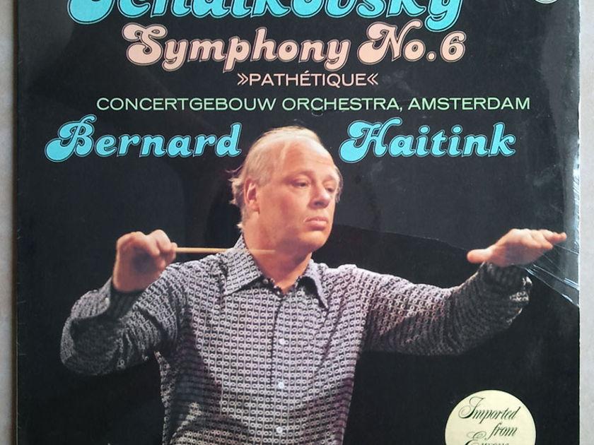 PHILIPS | HAITINK/TCHAIKOVSKY - Symphony No. 6 Pathetique / NM