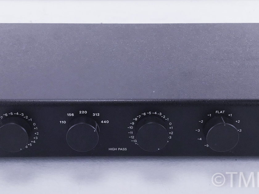 Infinity  RS Crossover Equalizer for Reference Standard  RS-4.5 Speakers (10323)