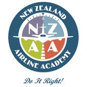 New Zealand Airline Academy logo