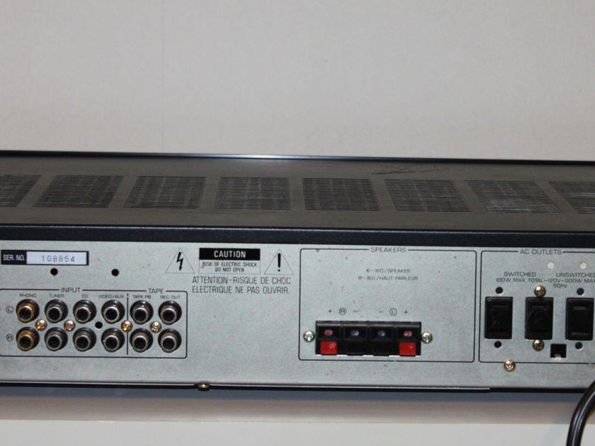 Yamaha Natural Sound A-320 Integrated