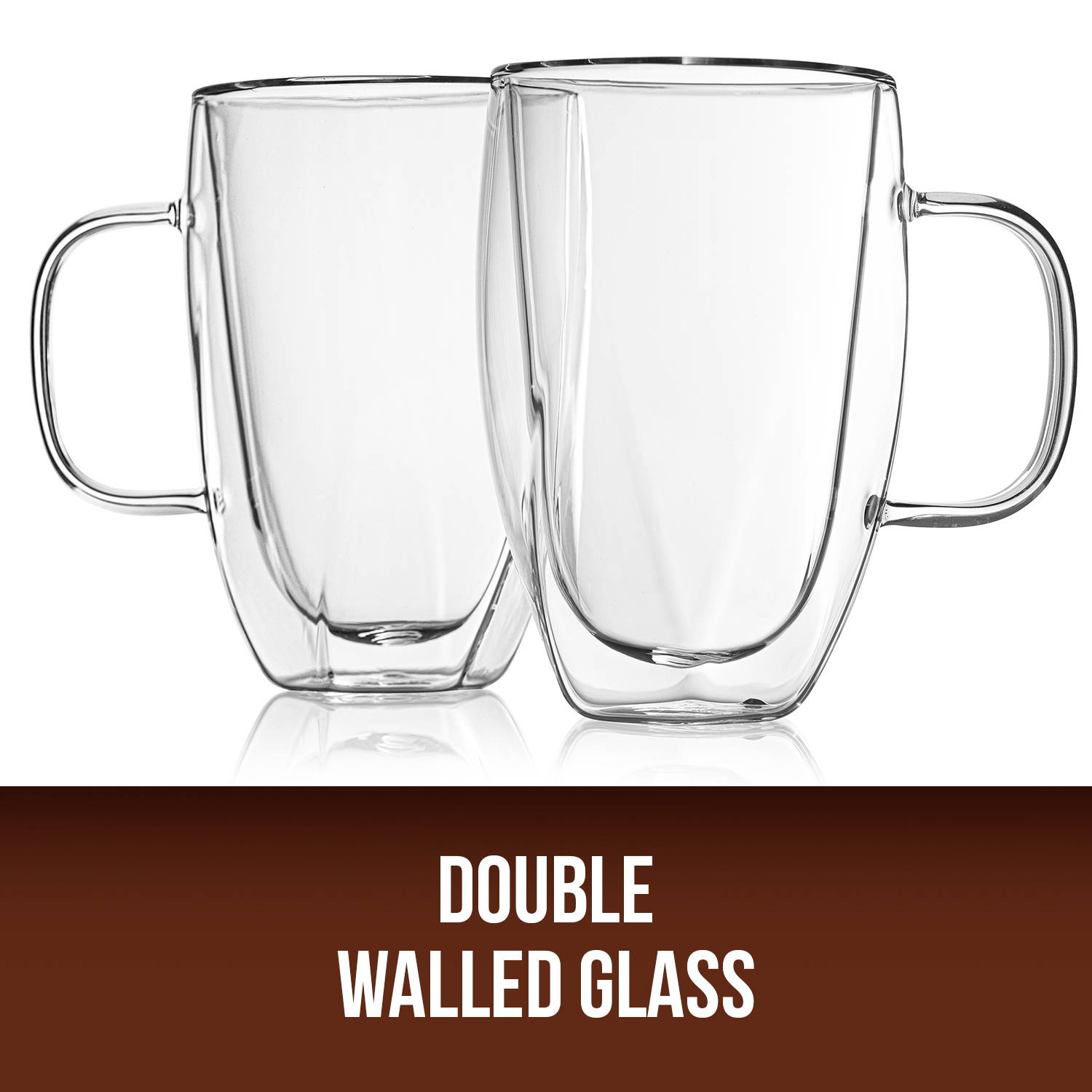 Double Walled Glass