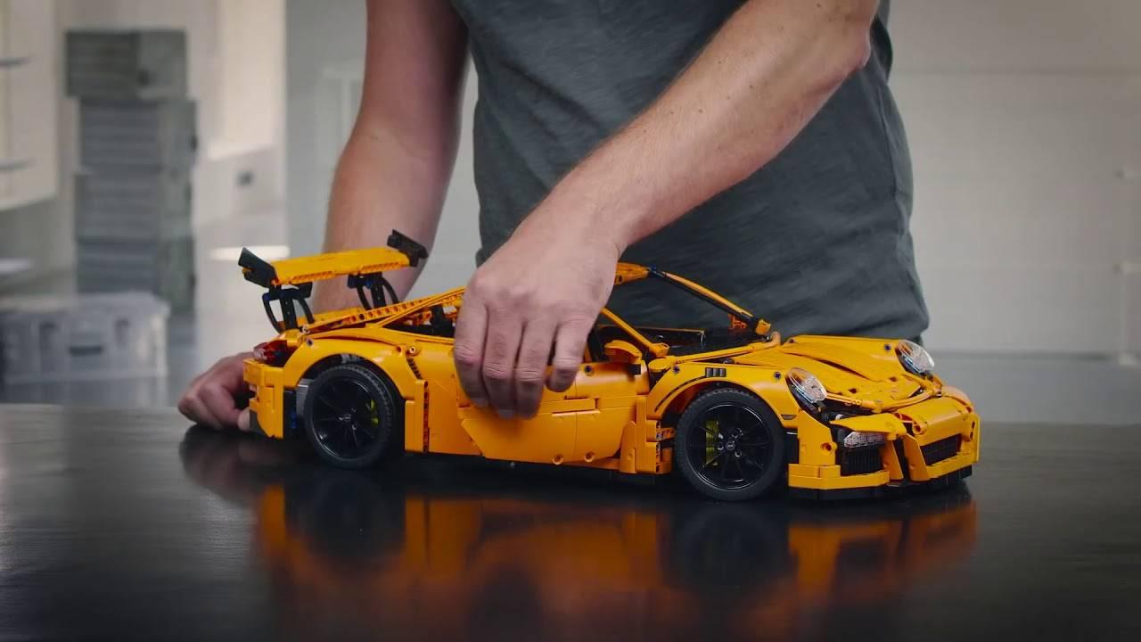 Technic Porsche 911 GT3 RS