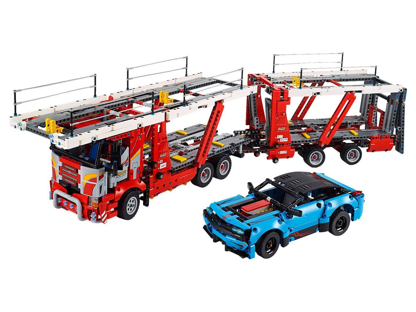 LEGO CAR TRANSPORTER  42098